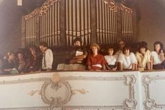 Singkreis gestaltet musikalisch den Gottesdienst