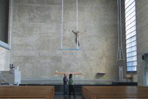 «Grounding» im Kirchensaal